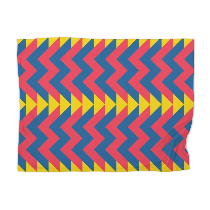 Circus Home Blanket by gildamartini's Artist Shop