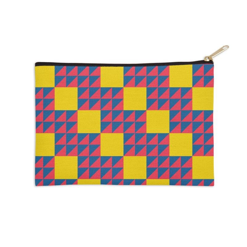 Manka Accessories Zip Pouch by gildamartini's Artist Shop