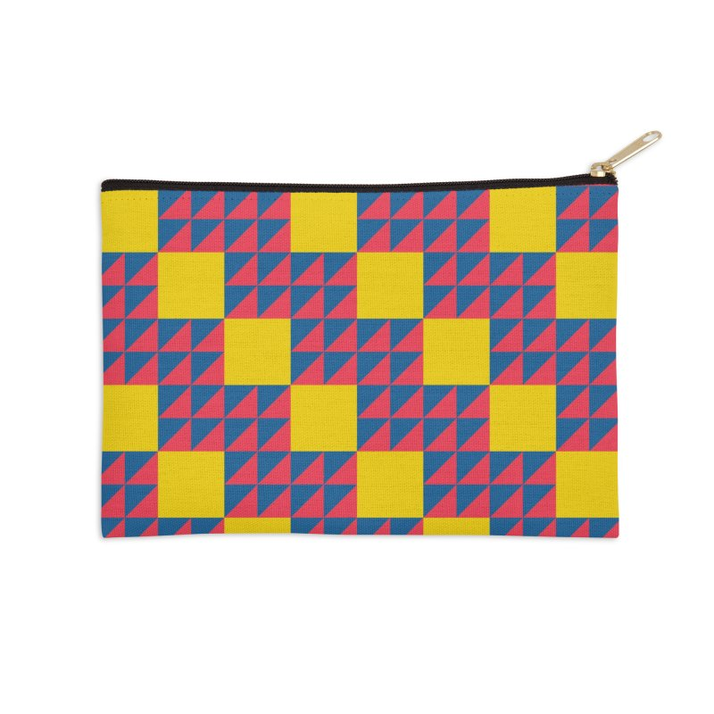 Manka Accessories Zip Pouch by gildamartini's Artist Shop