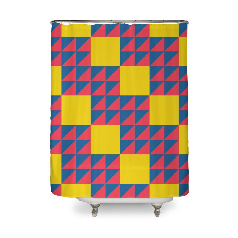 Manka Home Shower Curtain by gildamartini's Artist Shop