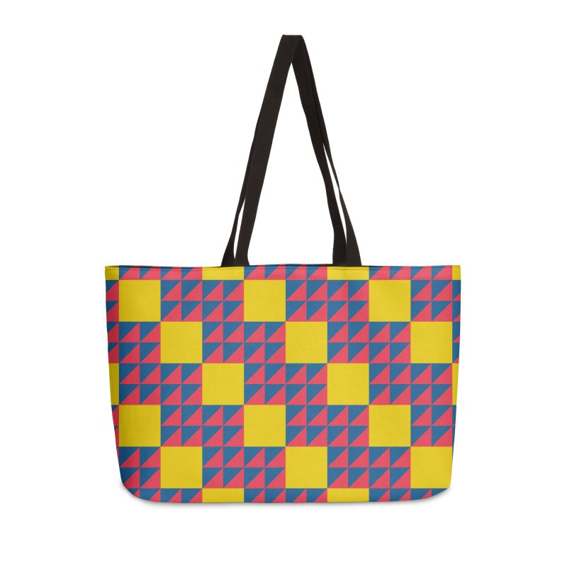 Manka Accessories Weekender Bag Bag by gildamartini's Artist Shop