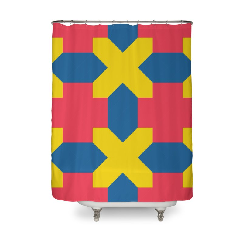 Qun Home Shower Curtain by gildamartini's Artist Shop