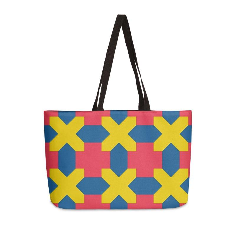 Qun Accessories Weekender Bag Bag by gildamartini's Artist Shop