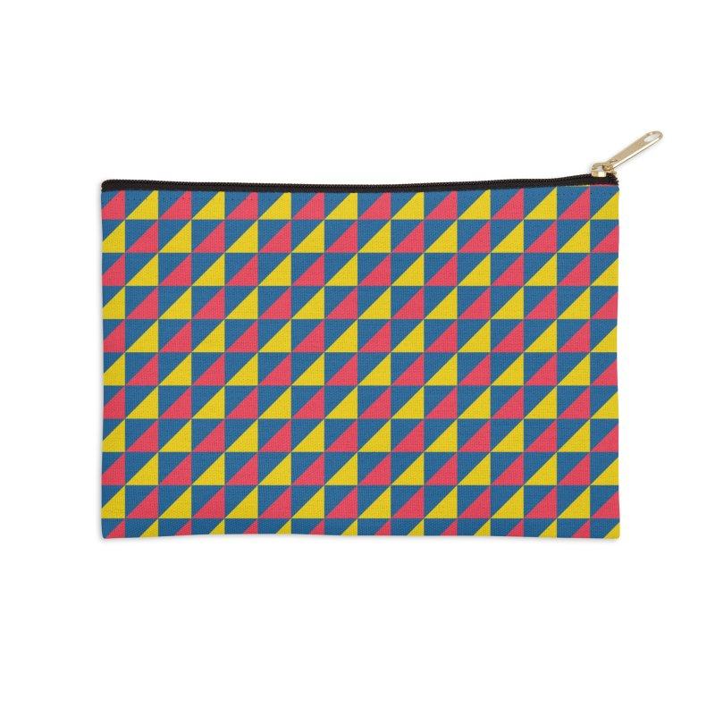 Kon Accessories Zip Pouch by gildamartini's Artist Shop