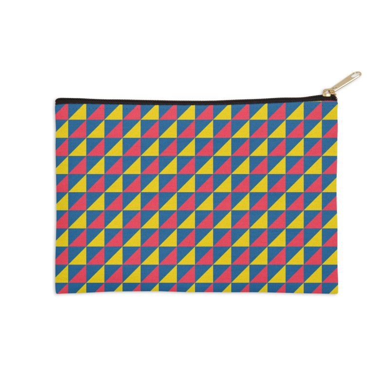 Kon Accessories Zip Pouch by gildamartini's Artist Shop