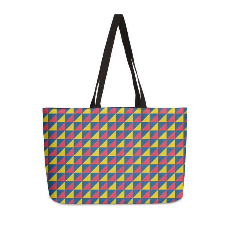 Kon Accessories Weekender Bag Bag by gildamartini's Artist Shop