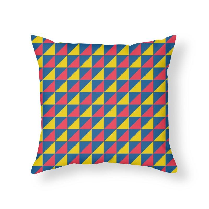 Kon Home Throw Pillow by gildamartini's Artist Shop