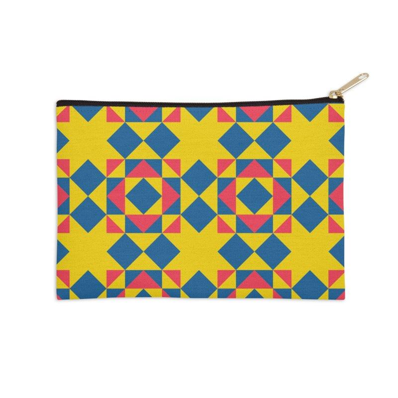 Tiksi Accessories Zip Pouch by gildamartini's Artist Shop