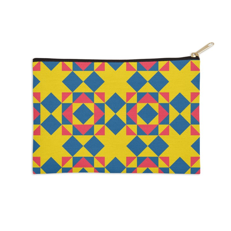 Tiksi Accessories Zip Pouch by gildamartini's Artist Shop