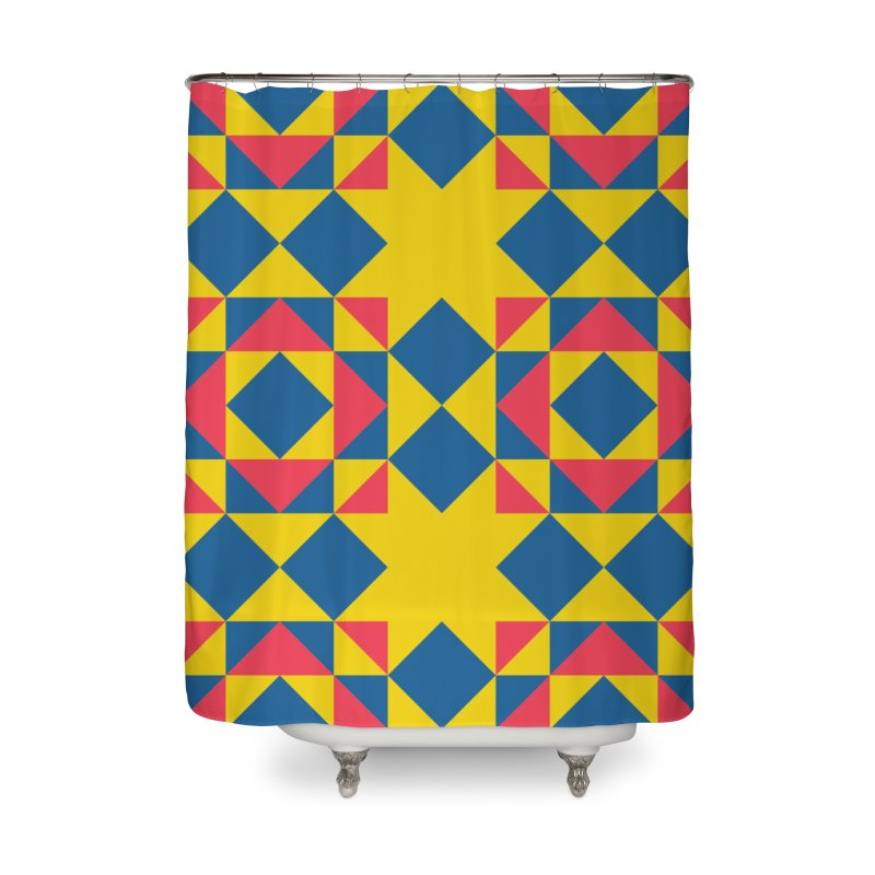 Tiksi Home Shower Curtain by gildamartini's Artist Shop