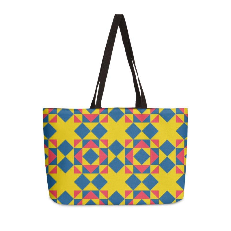 Tiksi Accessories Weekender Bag Bag by gildamartini's Artist Shop