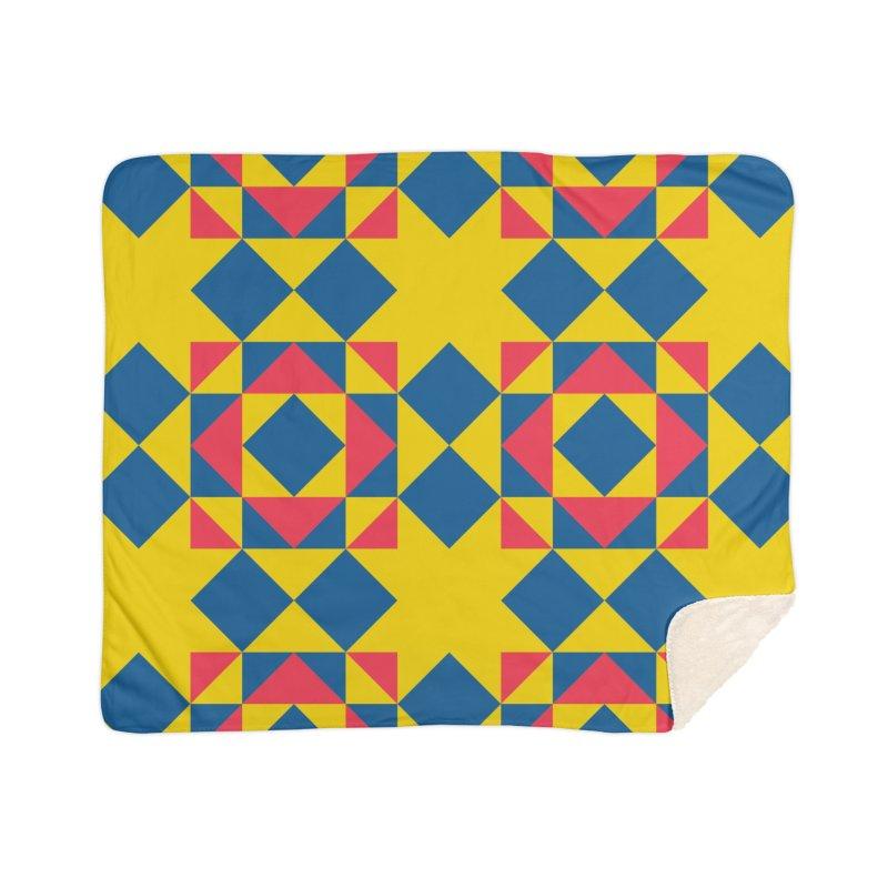 Tiksi Home Sherpa Blanket Blanket by gildamartini's Artist Shop