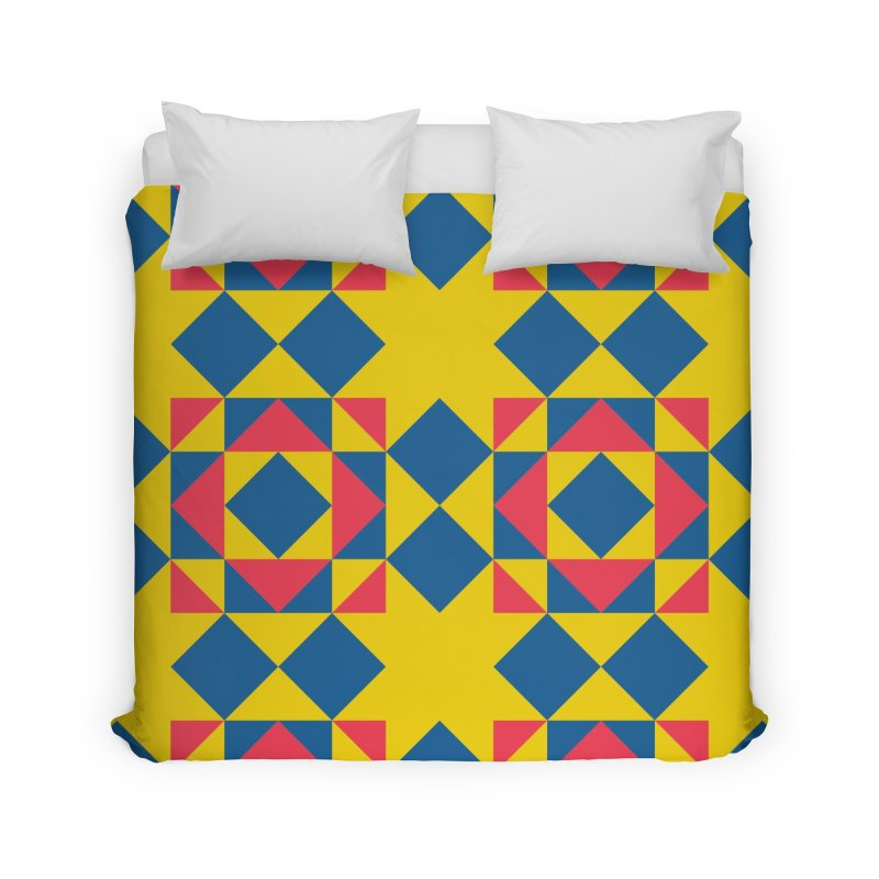 Tiksi Home Duvet by gildamartini's Artist Shop