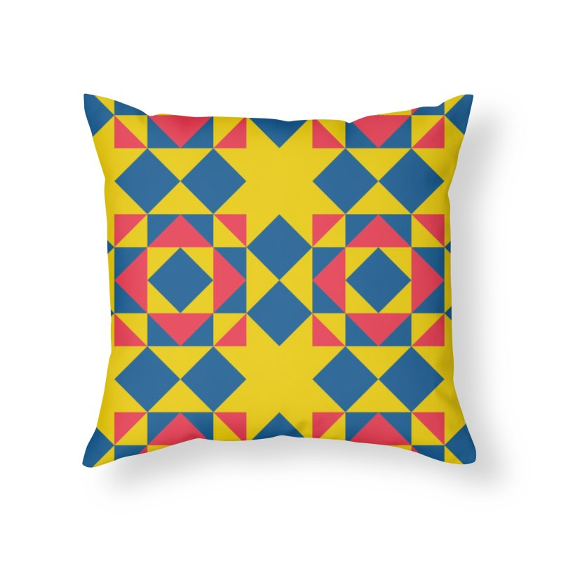 Tiksi Home Throw Pillow by gildamartini's Artist Shop