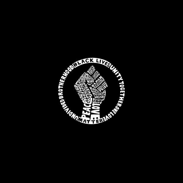 image for Black Lives Matter - Rug (White Print)