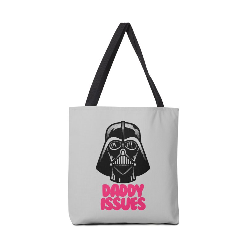 Daddy issues Accessories Tote Bag Bag by Gimetzco's Damaged Goods