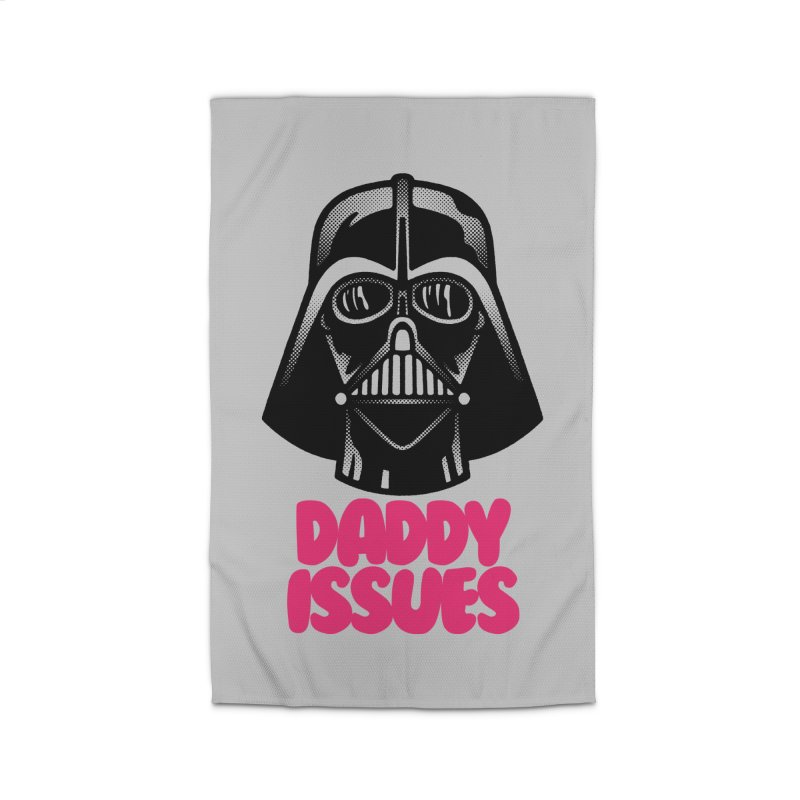 Daddy issues Home Rug by Gimetzco's Damaged Goods