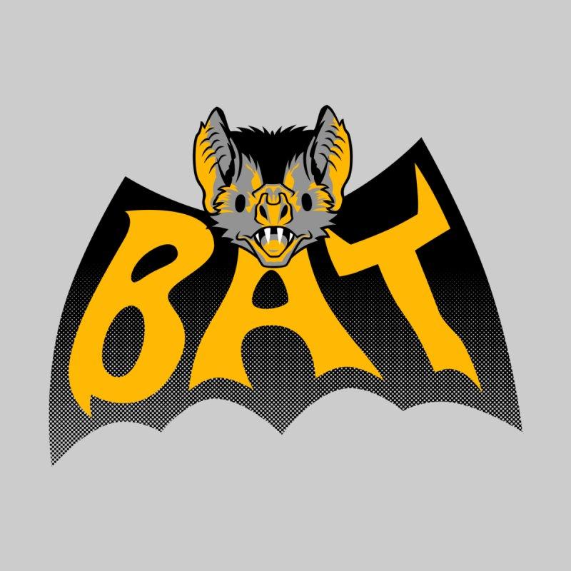 BAT in a Batshape Men's T-shirt by Gimetzco's Artist Shop