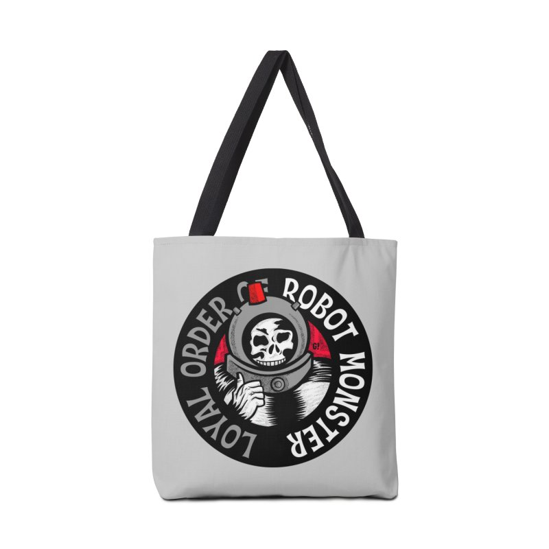 Loyal Order of Robot Monster Accessories Beach Towel by Gimetzco's Damaged Goods