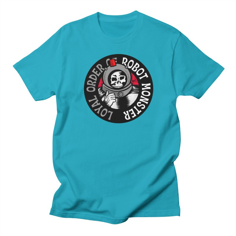 Loyal Order of Robot Monster Men's T-Shirt by Gimetzco's Damaged Goods