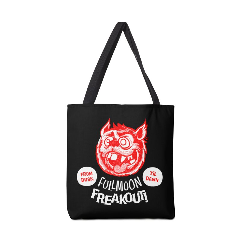 Fullmoon Freakout Accessories Beach Towel by Gimetzco's Damaged Goods