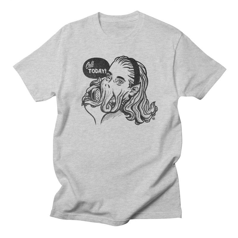 Callthulhu Men's T-Shirt by Gimetzco's Damaged Goods