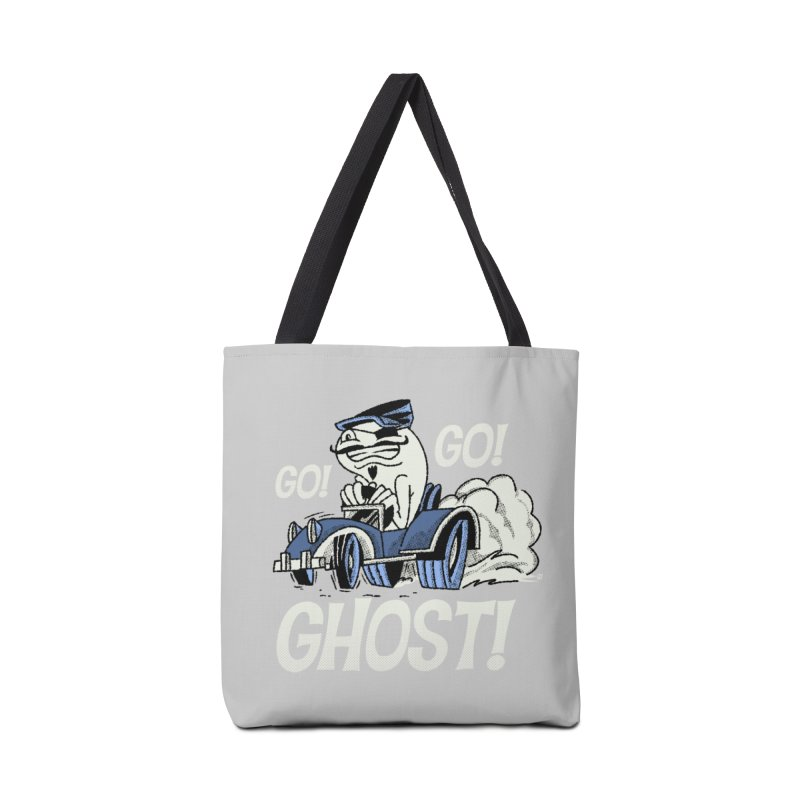 Go! Go! Ghost! Accessories Beach Towel by Gimetzco's Damaged Goods