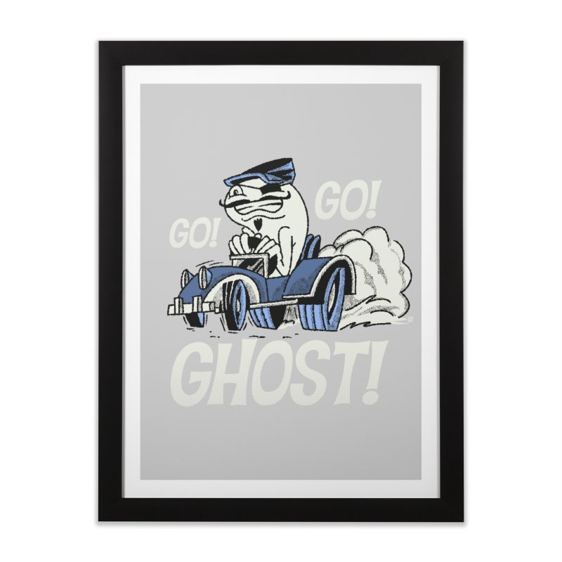 Go! Go! Ghost!   by Gimetzco's Artist Shop
