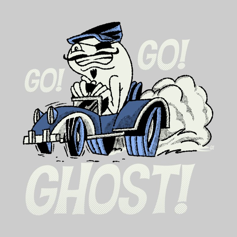 Go! Go! Ghost! by Gimetzco's Damaged Goods