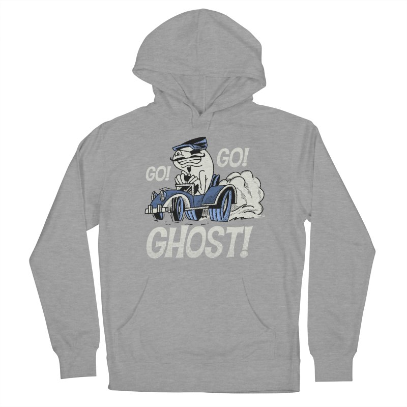 Go! Go! Ghost! Men's Pullover Hoody by Gimetzco's Artist Shop