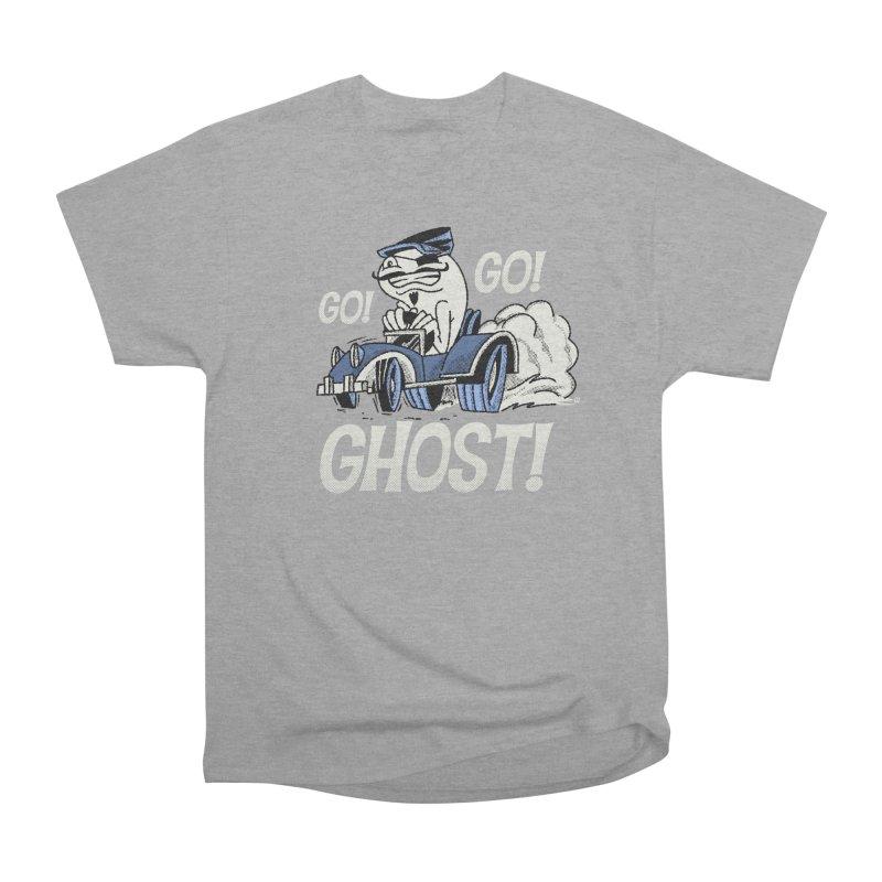 Go! Go! Ghost! Men's Classic T-Shirt by Gimetzco's Artist Shop