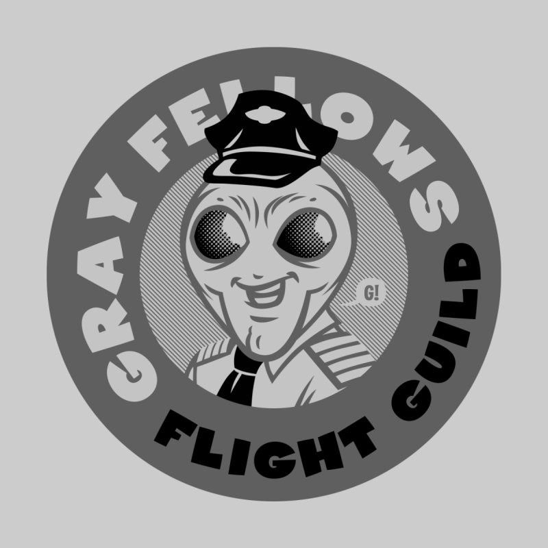 GRAY FELLOWS FLIGHT GUILD by Gimetzco's Artist Shop
