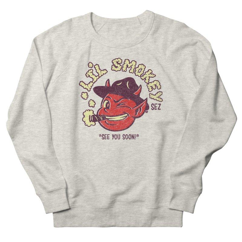 Li'L Smokey Men's Sweatshirt by Gimetzco's Artist Shop