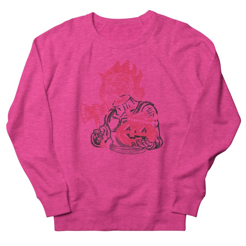Headless Norseman Women's Sweatshirt by Gimetzco's Artist Shop