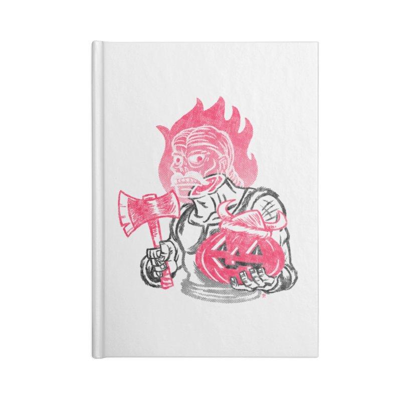 Headless Norseman Accessories Notebook by Gimetzco's Artist Shop