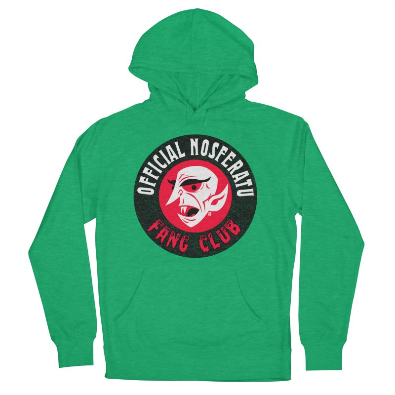 Nosferatu Fang Club Men's Pullover Hoody by Gimetzco's Artist Shop