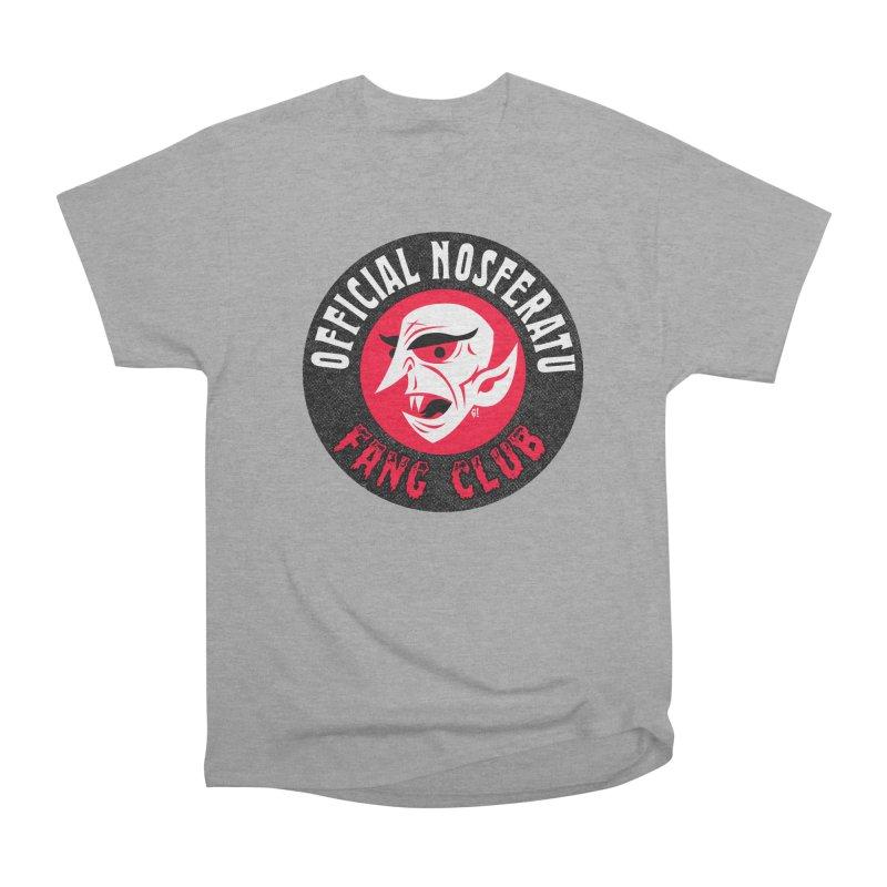 Nosferatu Fang Club Men's Classic T-Shirt by Gimetzco's Artist Shop