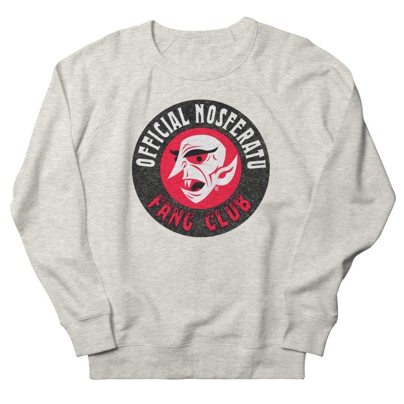 Nosferatu Fang Club Men's Sweatshirt by Gimetzco's Artist Shop