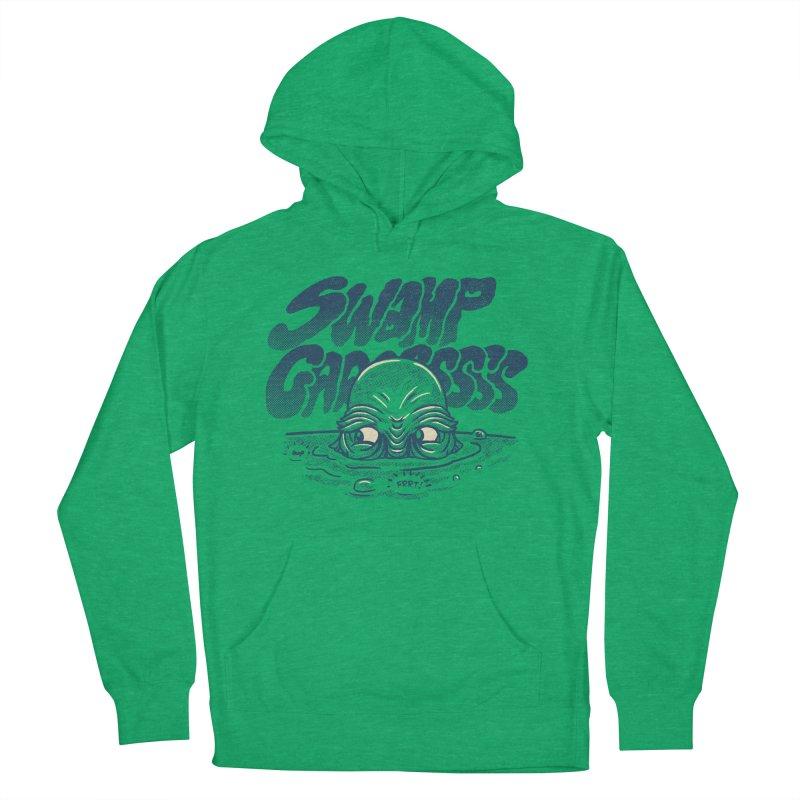Swamp Gaaassssss Women's Pullover Hoody by Gimetzco's Artist Shop