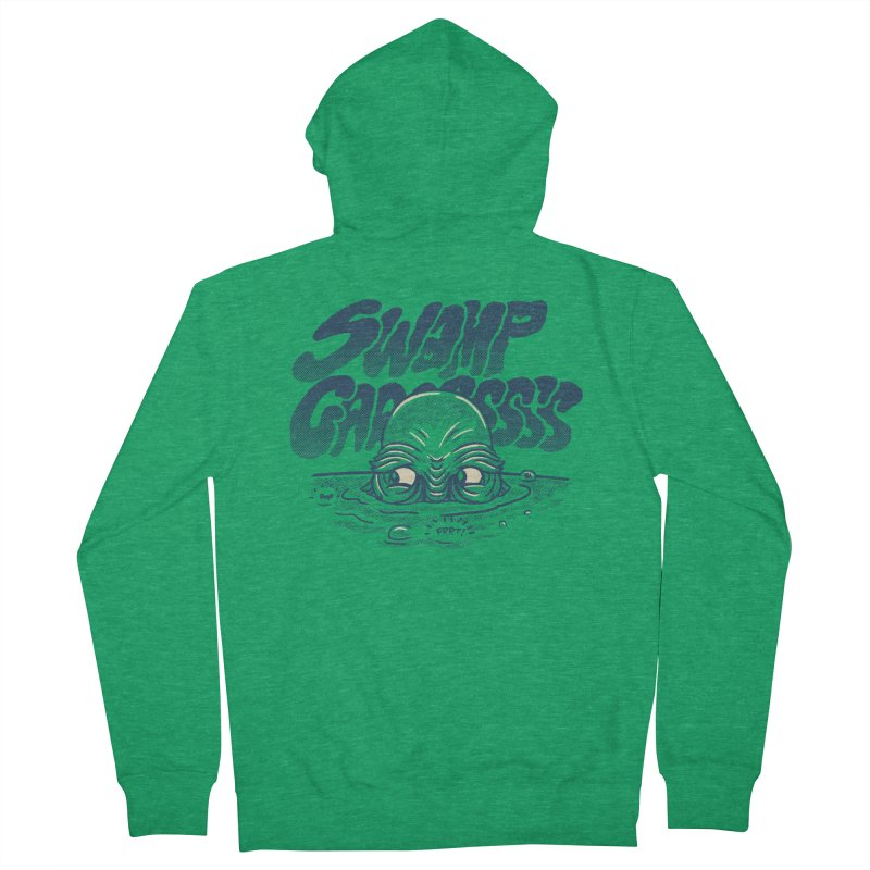 Swamp Gaaassssss Men's Zip-Up Hoody by Gimetzco's Artist Shop