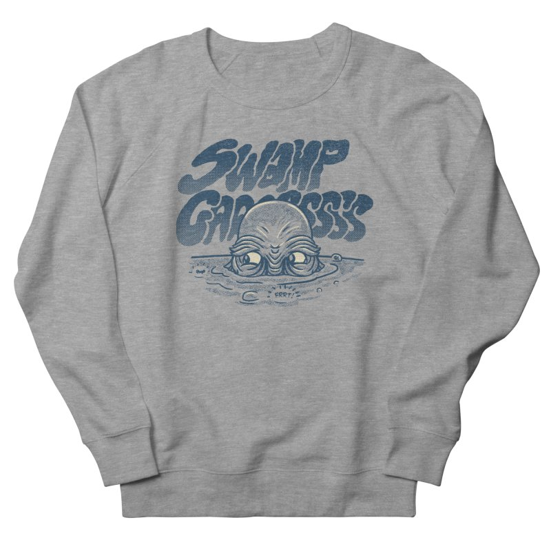 Swamp Gaaassssss Women's Sweatshirt by Gimetzco's Artist Shop