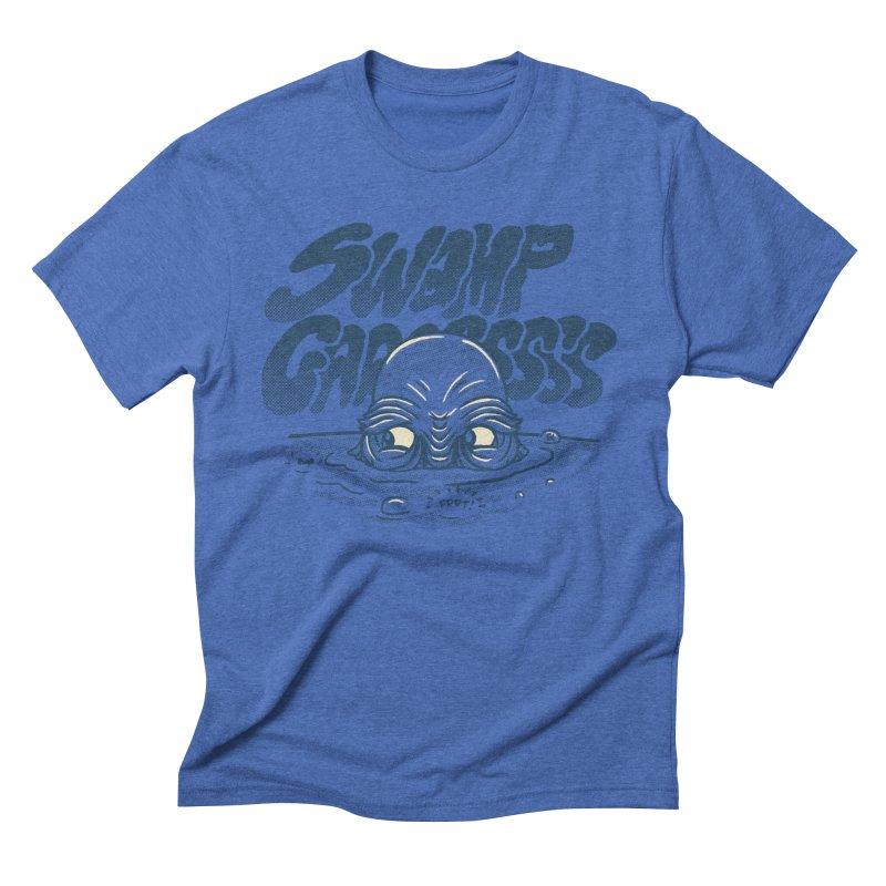 Swamp Gaaassssss Men's Triblend T-shirt by Gimetzco's Artist Shop