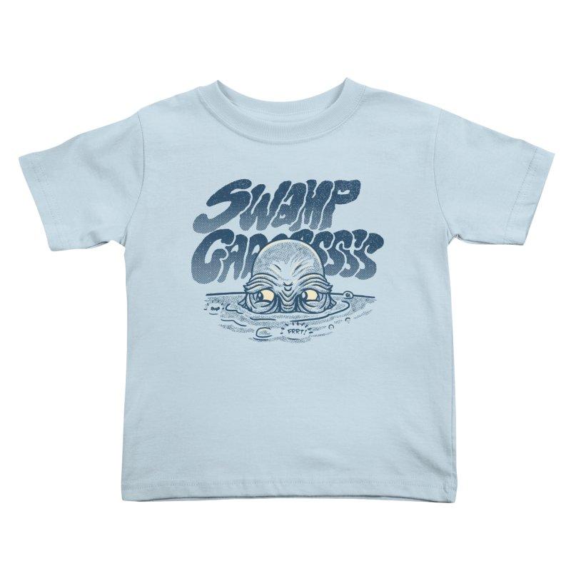 Swamp Gaaassssss Kids Toddler T-Shirt by Gimetzco's Artist Shop