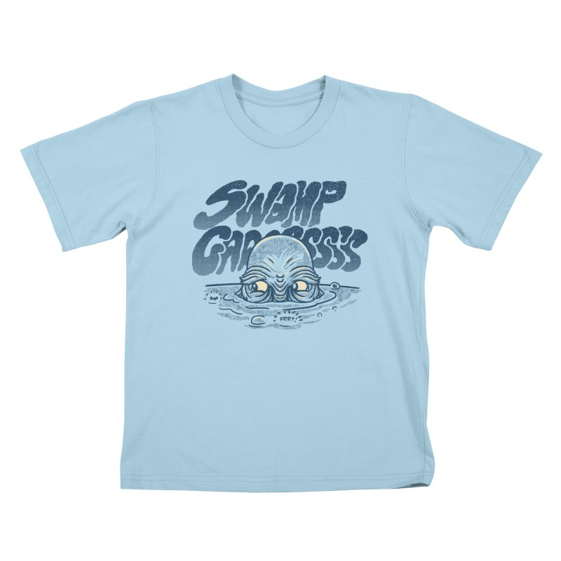 Swamp Gaaassssss Kids T-shirt by Gimetzco's Artist Shop