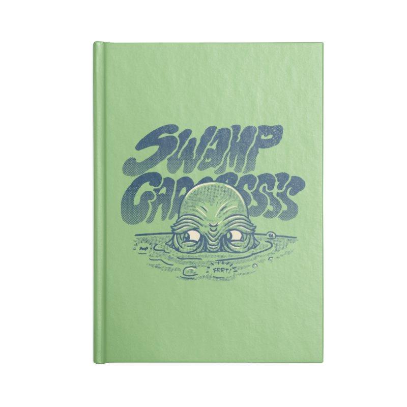 Swamp Gaaassssss Accessories Notebook by Gimetzco's Artist Shop