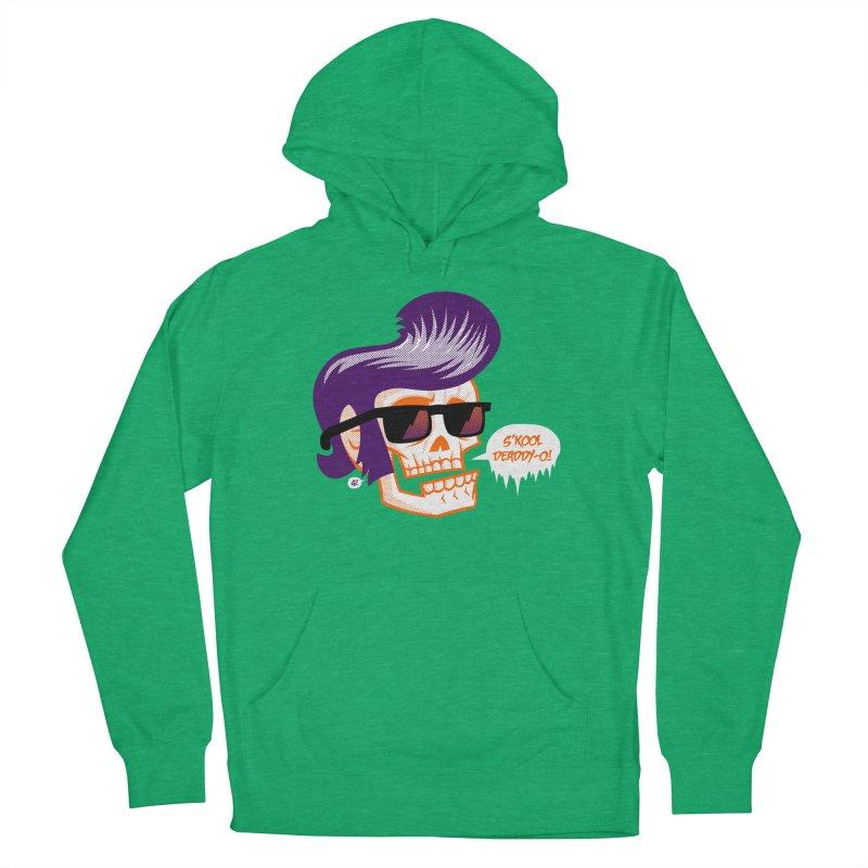 S'kool Deaddy-o! Men's Pullover Hoody by Gimetzco's Artist Shop