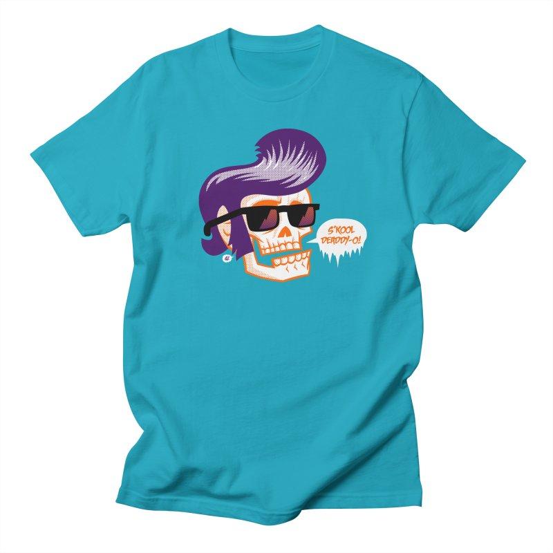 S'kool Deaddy-o! Men's T-shirt by Gimetzco's Artist Shop