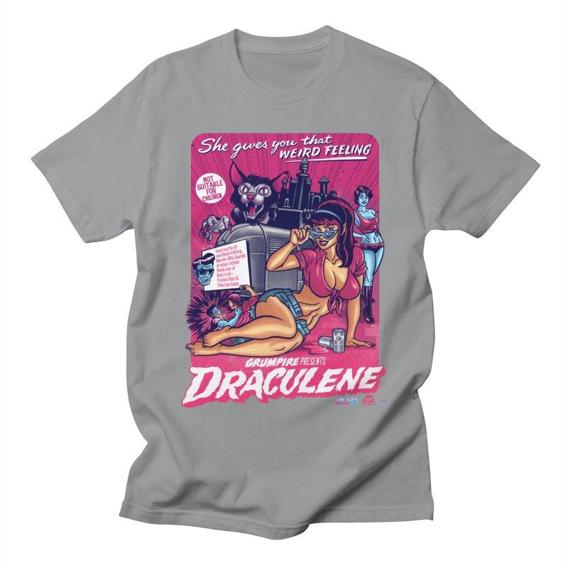 Draculene Women's Regular Unisex T-Shirt by Gimetzco's Damaged Goods