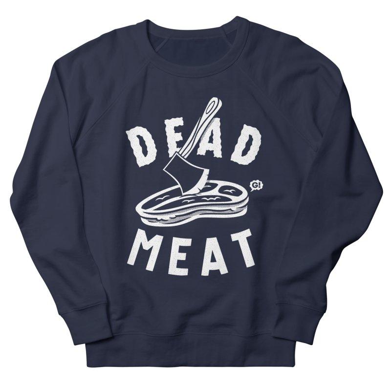 DEAD MEAT Men's Sweatshirt by Gimetzco's Artist Shop