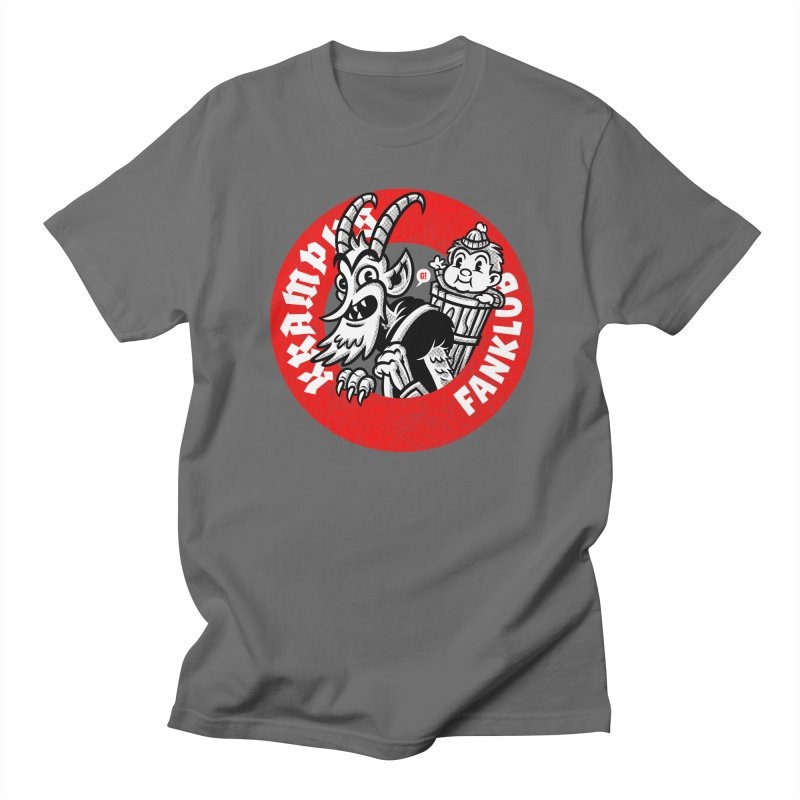 KRAMPUS FANKLUB Men's T-Shirt by Gimetzco's Damaged Goods